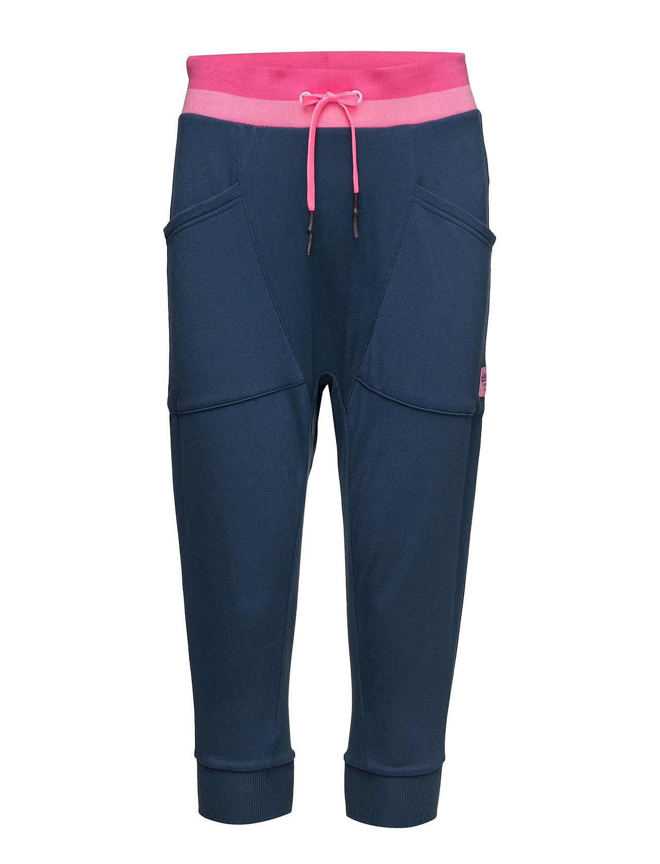 Tvilde Capri Kari Traa Træningsbukser til Damer i Navy blå