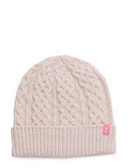 MØLSTER BEANIE - NWHIT