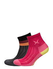 JR STORETÅ SOCK 2PK - ROSE