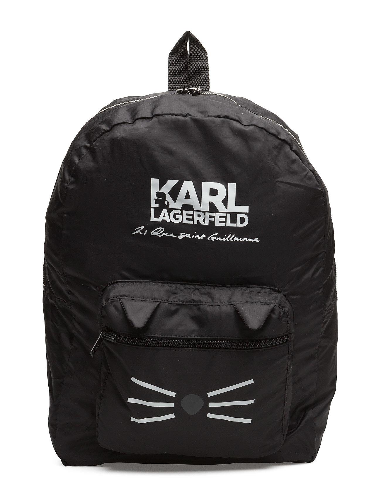 Rucksack Karl Lagerfeld Tasker til Børn i Sort