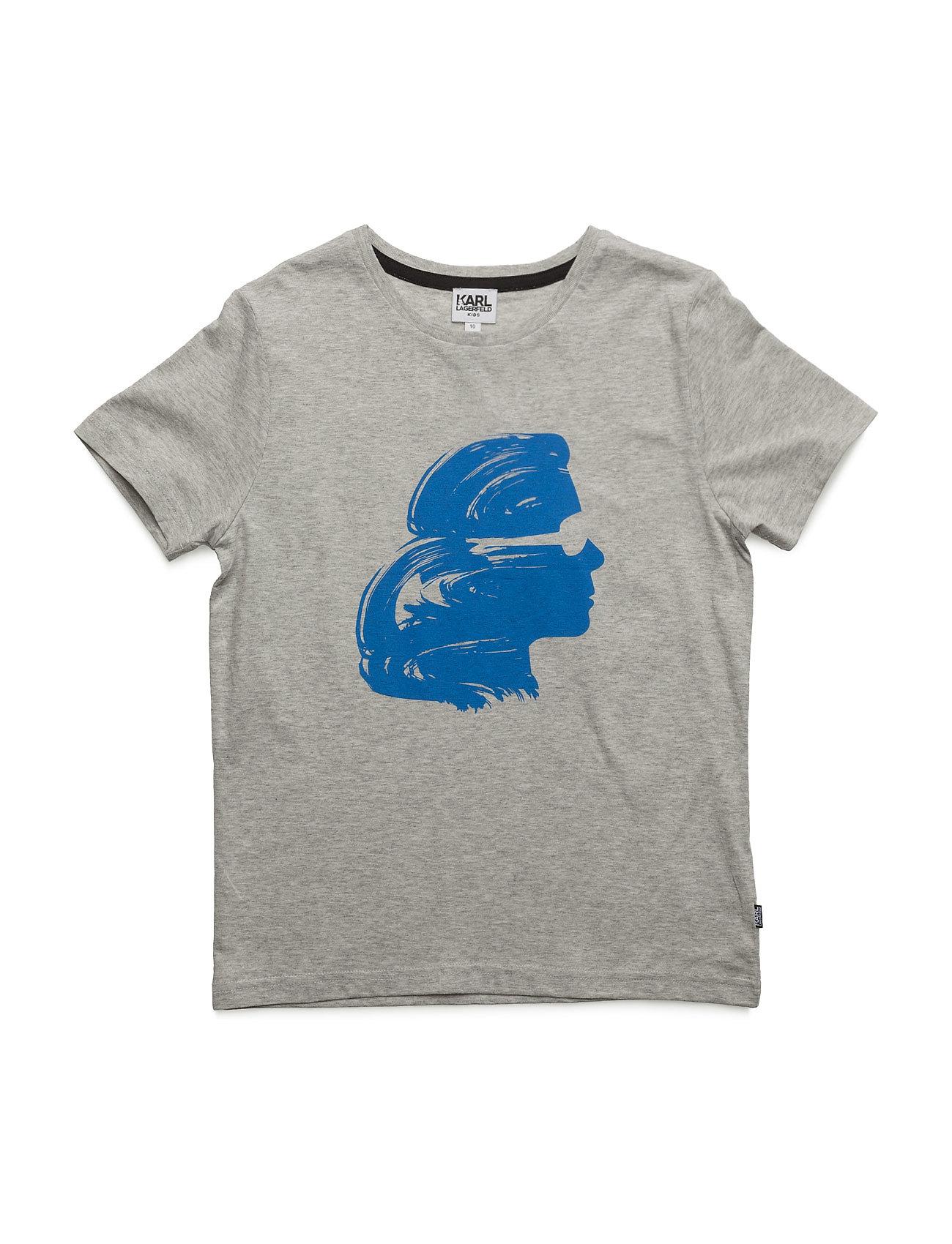 T-shirt fra karl lagerfeld på boozt.com dk