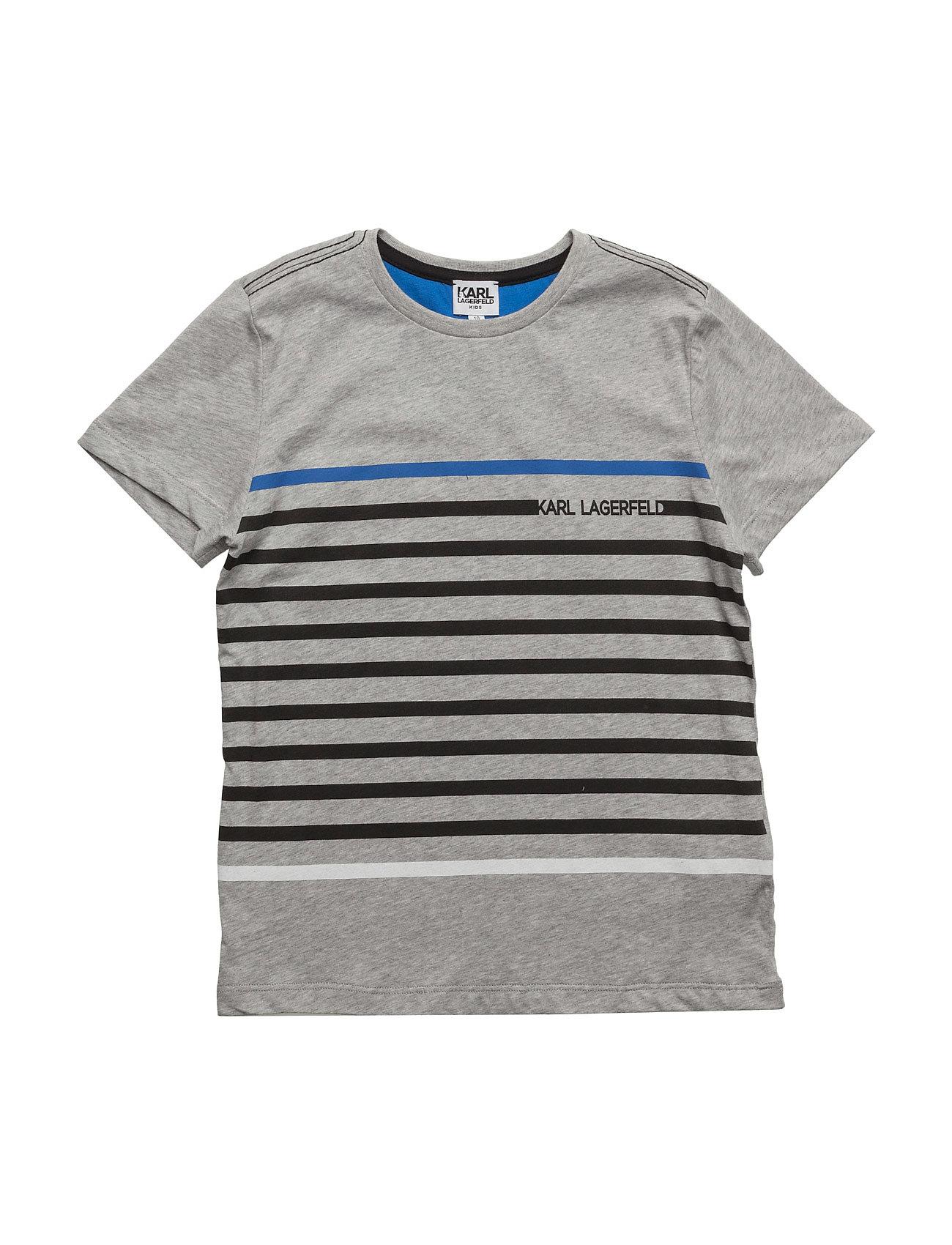T-shirt fra karl lagerfeld fra boozt.com dk