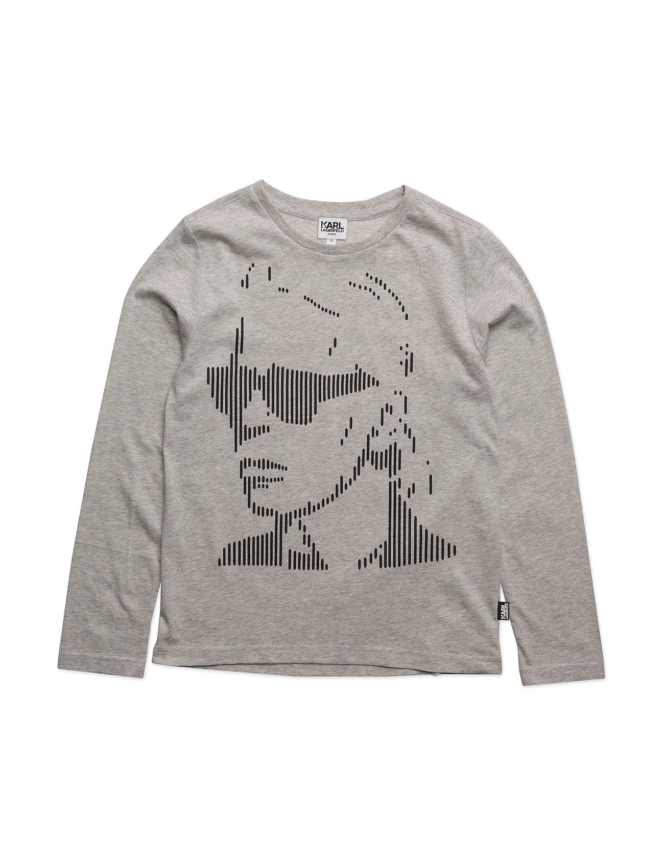 karl lagerfeld T-shirt på boozt.com dk