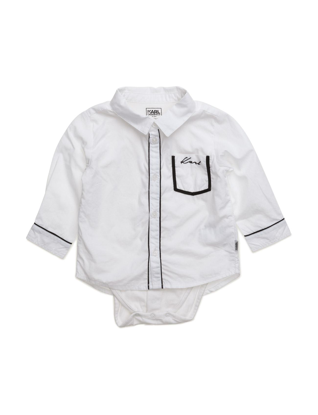 Body Karl Lagerfeld Trøjer til Børn i hvid