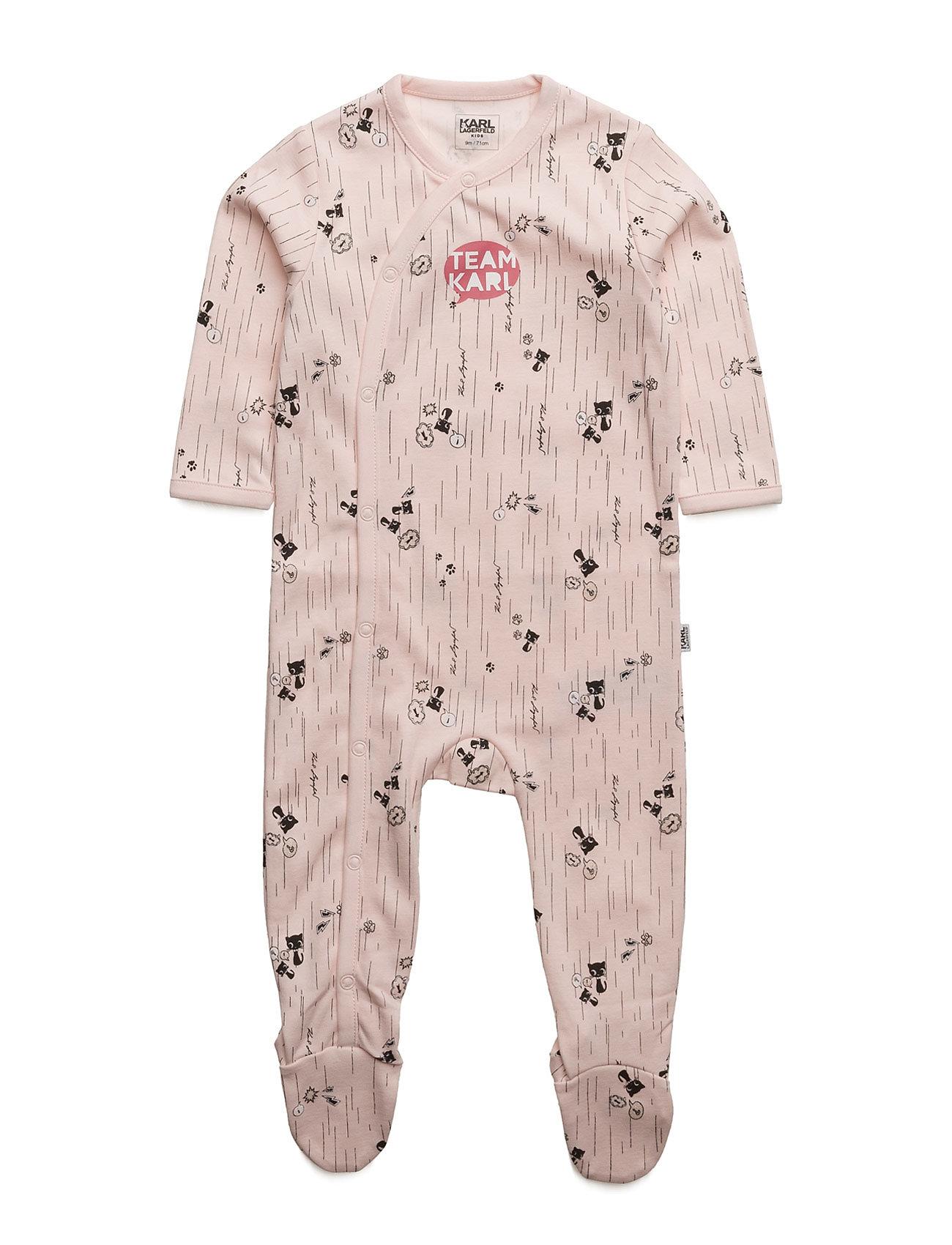 Pyjamas fra karl lagerfeld fra boozt.com dk