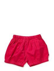 Soft Corduroy Shorts - Fuchsia Pi