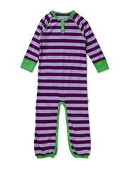 Cottonwear Bodysuit - Grape/Viol