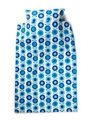 Bedwear Adult 140x200 - Blue/Cyan