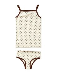 Micro Apple Girls Underwear - Brown M.A