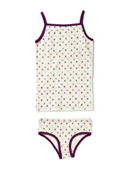 Micro Apple Girls Underwear - Purple/Pin