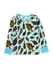 Albertus Seba L/S T-Shirt - AB Fish
