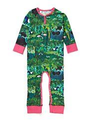 Scherfig x Katvig Bodysuit - Jungle pin