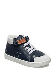 Västerby XC Ankle high sneaker - BLUE