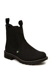 Husum Chelsea Boot - Black