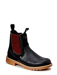 Husum XC chelsea boot - Black special
