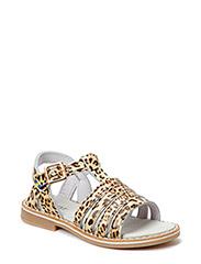 HÖLLICK XC  Summer sandal - LEOPARD