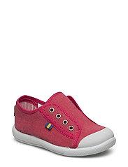 Viby TX Canvas shoe - CERISE
