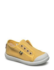 Viby TX Canvas shoe - YELLOW
