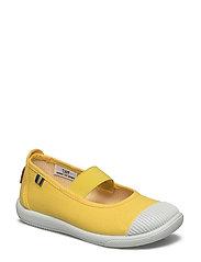 Stockamöllan TX Canvas shoe - YELLOW
