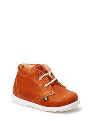 HAMMAR LACE EP Toddler shoe - LIGHTBROWN