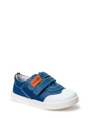 HUSEBY XC Spring shoe - BLUE