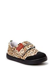 HUSEBY XC Spring shoe - LEOPARD