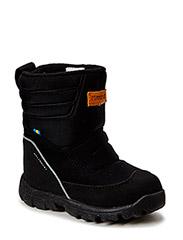 Voxna WP waterproof winter boot - Black