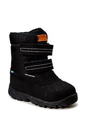 Frånö WP waterproof winter boot - Black