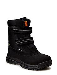 Svartvik WP waterproof winter boot - Black