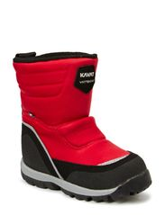 Vindeln Waterproof Winter Boot - Red