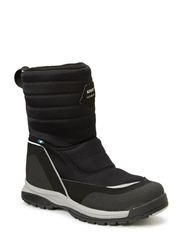Laisan Waterproof Winter Boot - Black