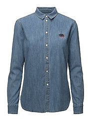 Shirt Main - NAVY BLUE