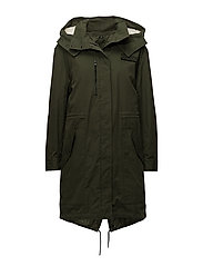 Outerwear Main - DARK KHAKI