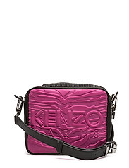 Shoulder Bag Main - DEEP FUSCHIA
