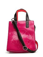 Shopping Bag Main - DEEP FUSCHIA