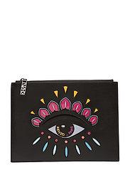 Clutch bag Main - BLACK