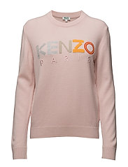 Pull Crew neck Main - FADED PINK