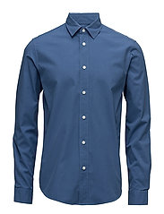 Casual shirt main - BLUE