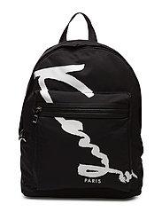 Bag has Back Main - BLACK