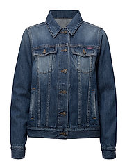 Jacket Main - NAVY BLUE