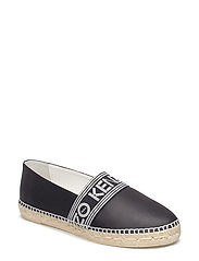 Sporty Espadril Main - BLACK