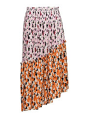 Skirt Main - FLAMINGO PINK