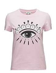 Knitted T-shirt Main - FLAMINGO PINK
