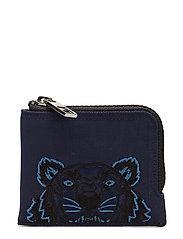 Wallet Main - NAVY BLUE