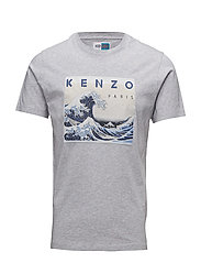 Knitted T-shirt Special - PEARL GREY