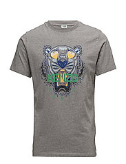 Knitted T-shirt Special - DOVE GREY