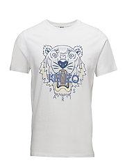 Short sleeves T Main - WHITE