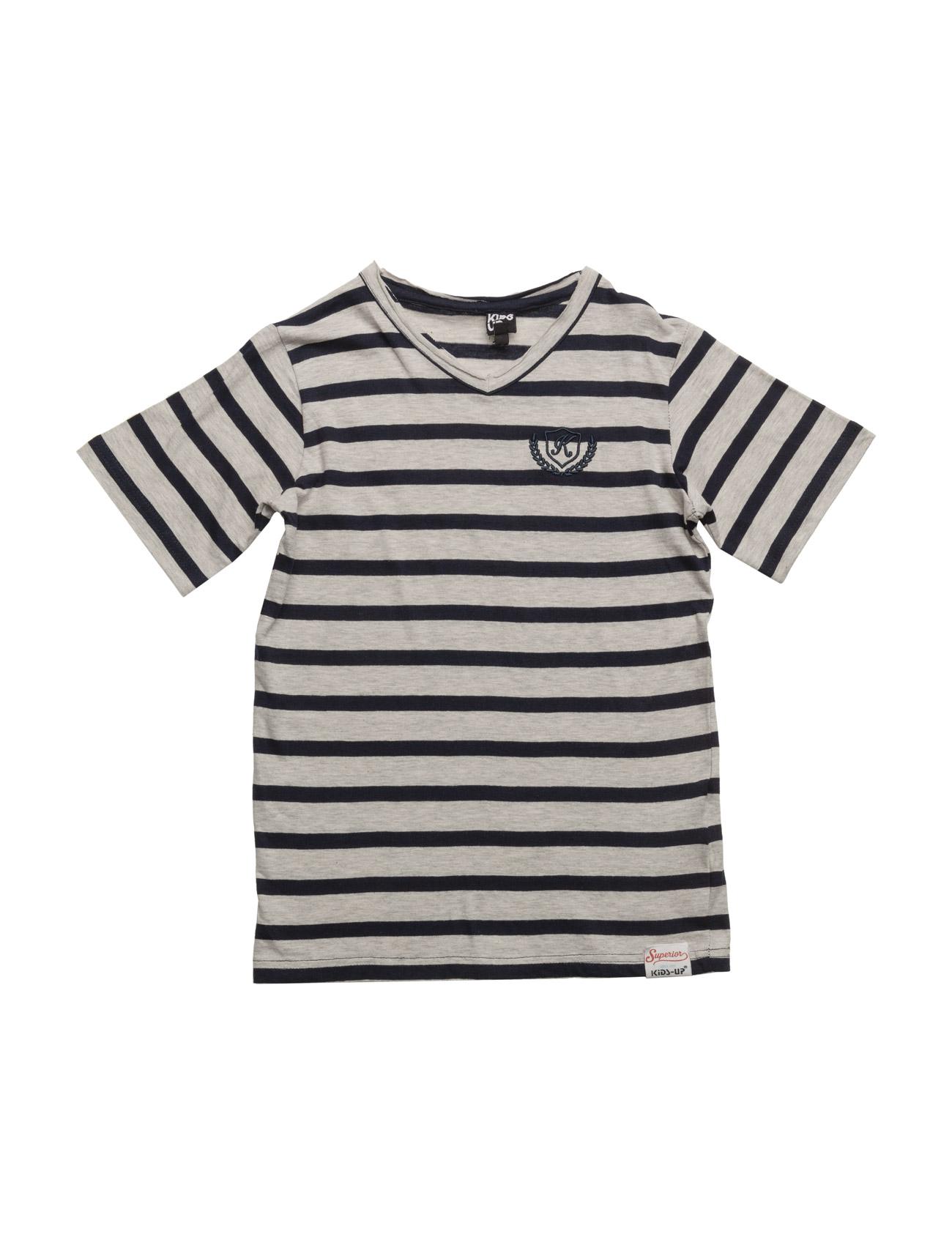Jack T-Shirt S/S Kids-Up Kortærmede t-shirts til Børn i Navy blå