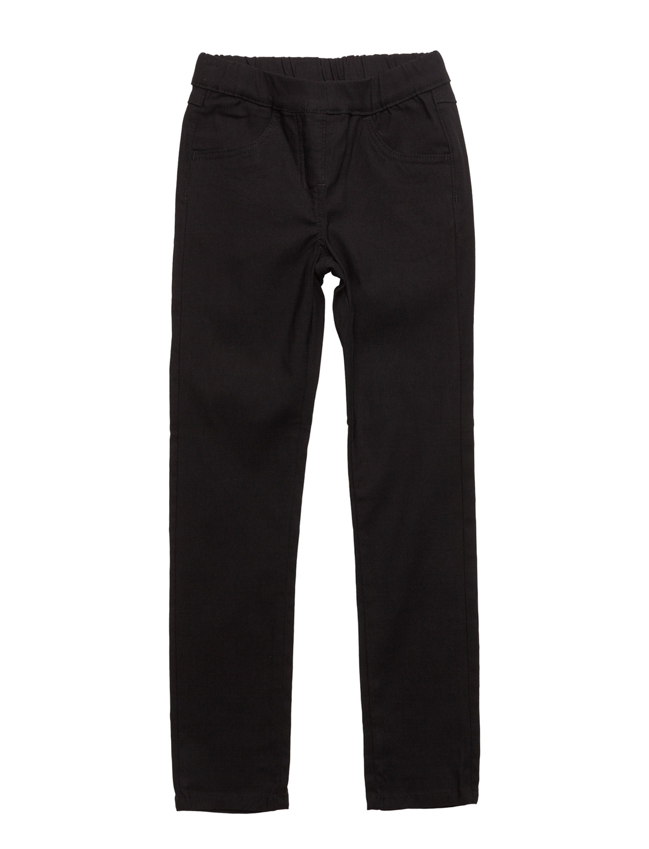 Jena Twill Pants Kids-Up  til Børn i Sort