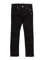 BALE DENIM PANTS - RAW BLACK